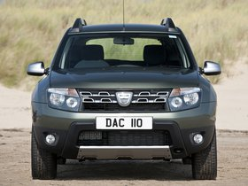 Ver foto 9 de Dacia Duster UK 2014