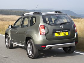 Ver foto 8 de Dacia Duster UK 2014