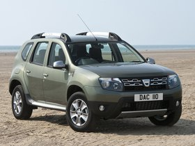Ver foto 6 de Dacia Duster UK 2014