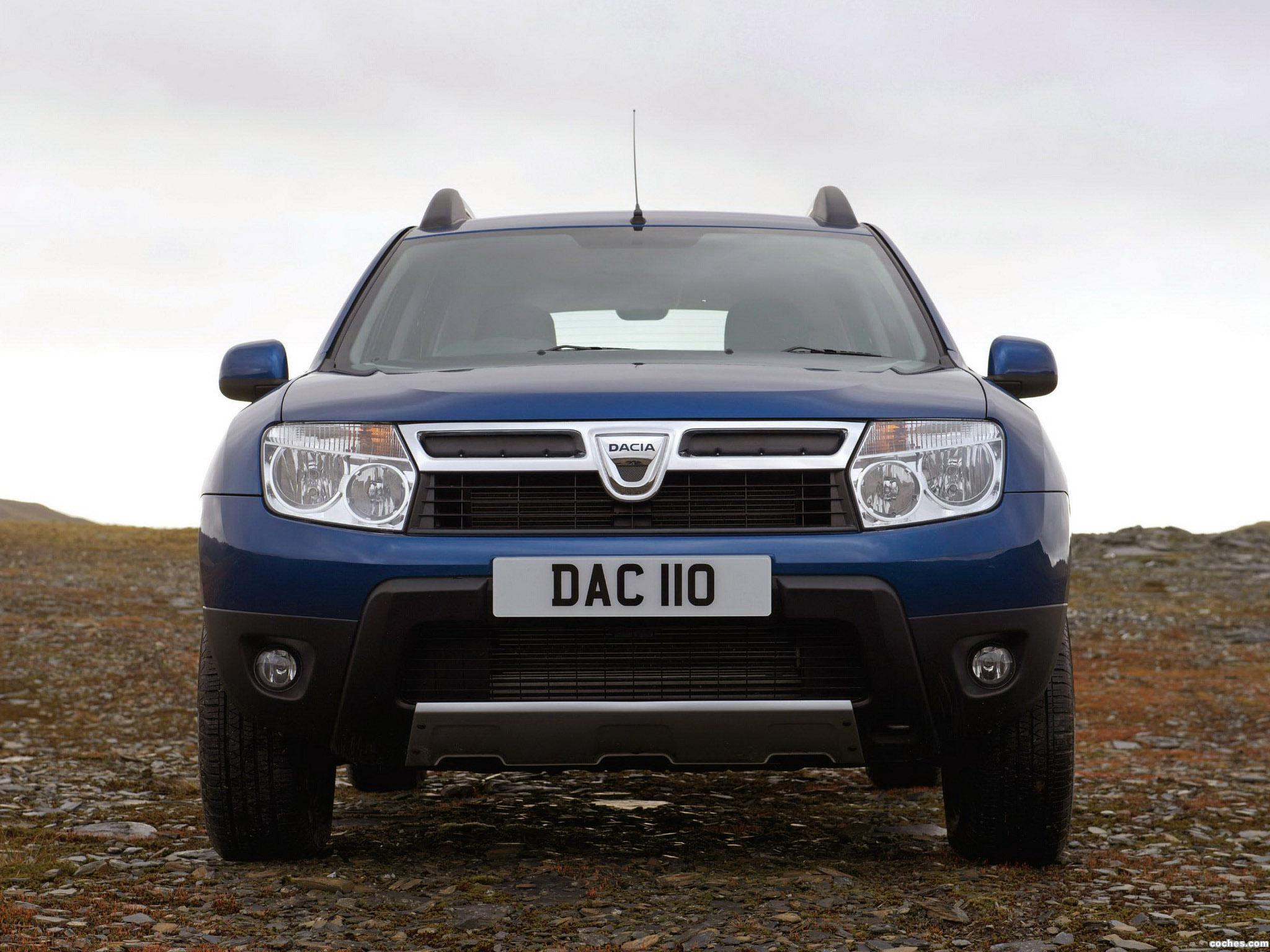 Foto 6 de Dacia Duster UK 2013