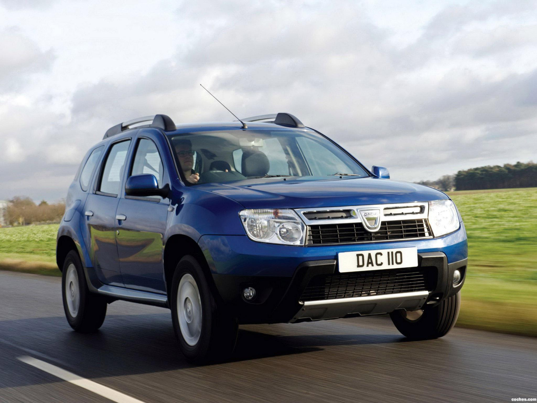 Foto 5 de Dacia Duster UK 2013
