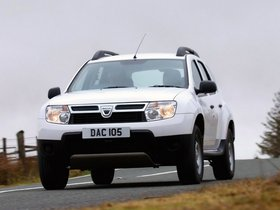 Ver foto 10 de Dacia Duster UK 2013