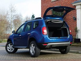 Ver foto 8 de Dacia Duster UK 2013