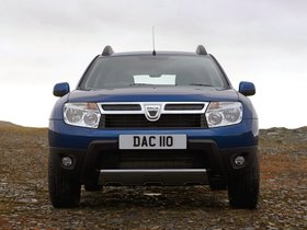 Ver foto 7 de Dacia Duster UK 2013