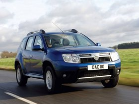 Ver foto 6 de Dacia Duster UK 2013