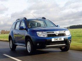 Ver foto 6 de Dacia Duster UK 2013