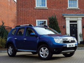 Ver foto 3 de Dacia Duster UK 2013