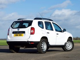 Ver foto 2 de Dacia Duster UK 2013