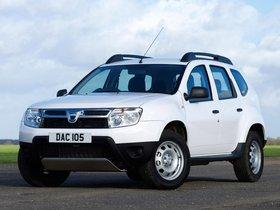 Ver foto 1 de Dacia Duster UK 2013