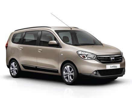 Dacia Lodgy 1.6 Essential 5pl. 75kw