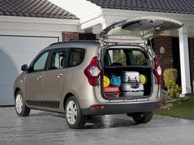 Ver foto 6 de Dacia Lodgy 2012