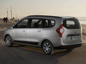 Ver foto 4 de Dacia Lodgy 2012