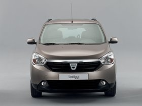 Ver foto 3 de Dacia Lodgy 2012
