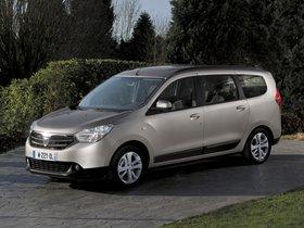 Ver foto 2 de Dacia Lodgy 2012