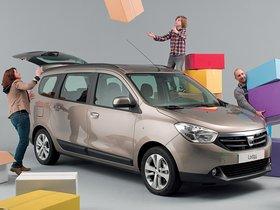 Ver foto 9 de Dacia Lodgy 2012