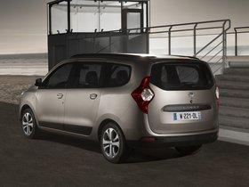 Ver foto 7 de Dacia Lodgy 2012