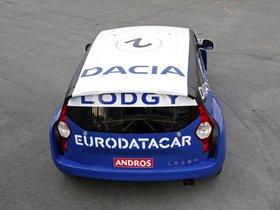 Ver foto 4 de Dacia Lodgy Glace Trophee Andros 2011