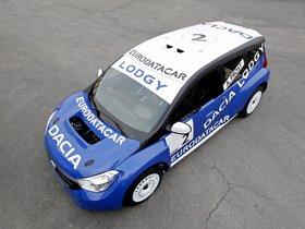 Ver foto 3 de Dacia Lodgy Glace Trophee Andros 2011