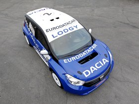 Ver foto 2 de Dacia Lodgy Glace Trophee Andros 2011