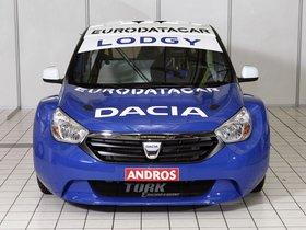 Ver foto 1 de Dacia Lodgy Glace Trophee Andros 2011