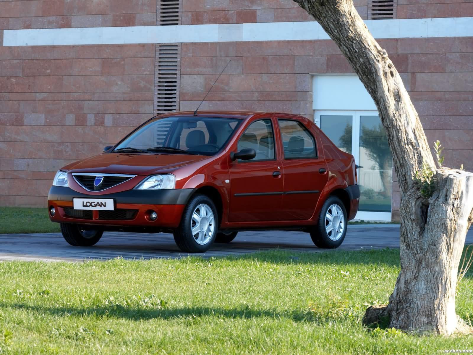 Foto 0 de Dacia Logan 2004