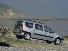 Ver foto 2 de Dacia Logan MCV 2007