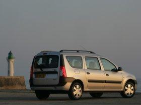 Ver foto 10 de Dacia Logan MCV 2007