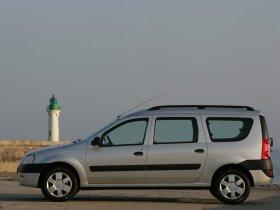Ver foto 9 de Dacia Logan MCV 2007