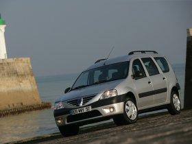 Ver foto 8 de Dacia Logan MCV 2007