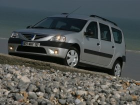 Ver foto 3 de Dacia Logan MCV 2007