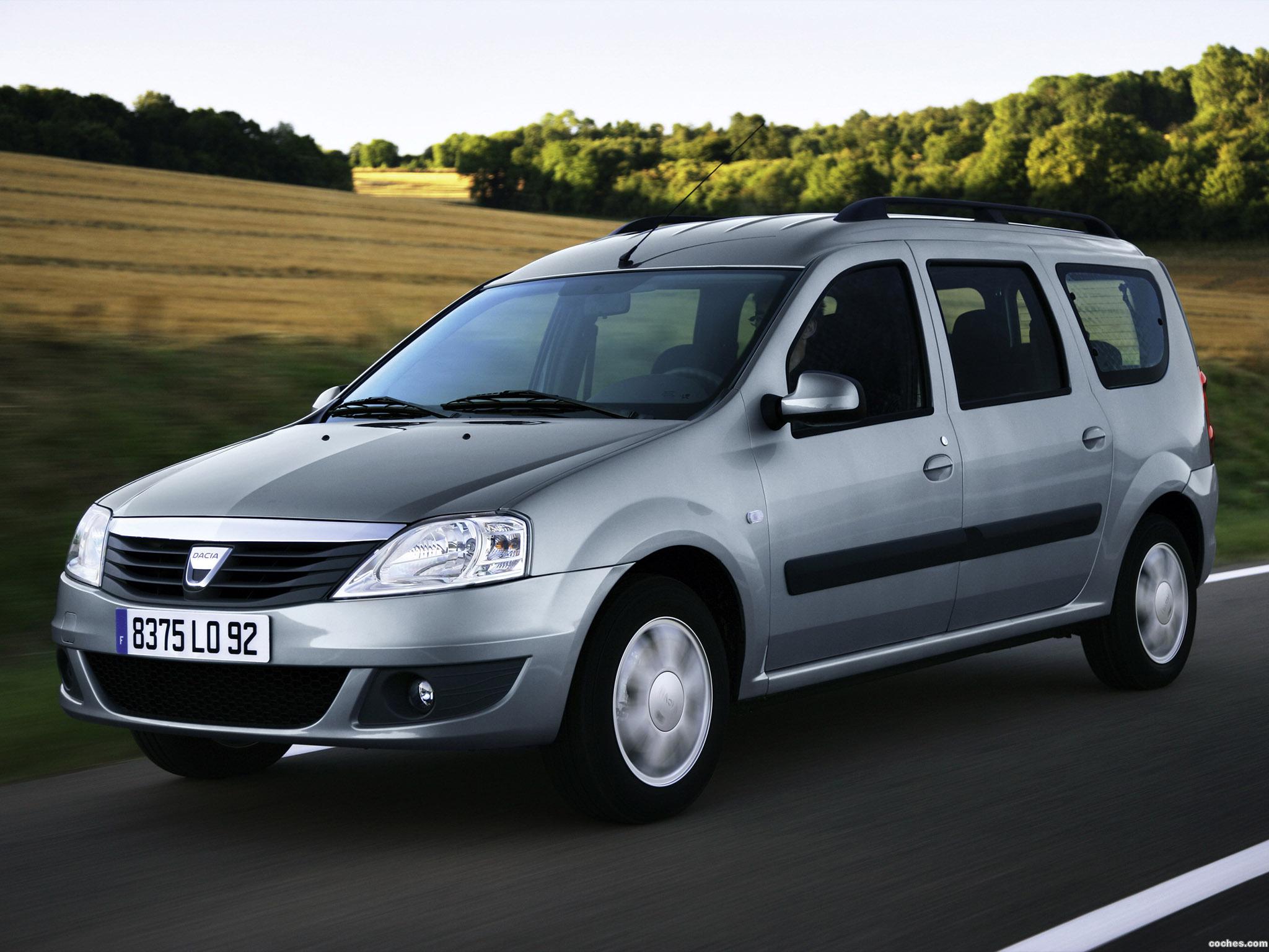 Foto 0 de Dacia Logan MCV 2008