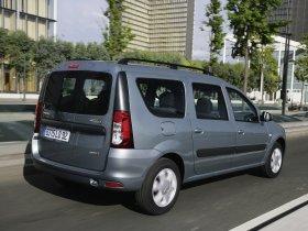 Ver foto 9 de Dacia Logan MCV 2008