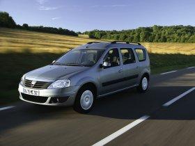 Ver foto 2 de Dacia Logan MCV 2008