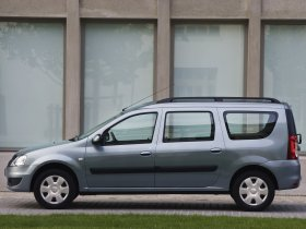 Ver foto 12 de Dacia Logan MCV 2008