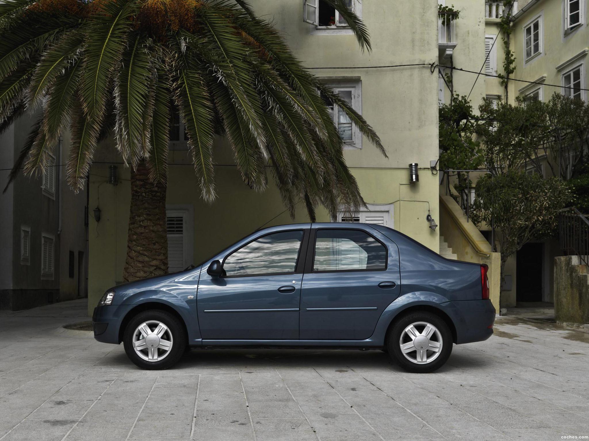 Foto 17 de Dacia Logan Facelift 2008