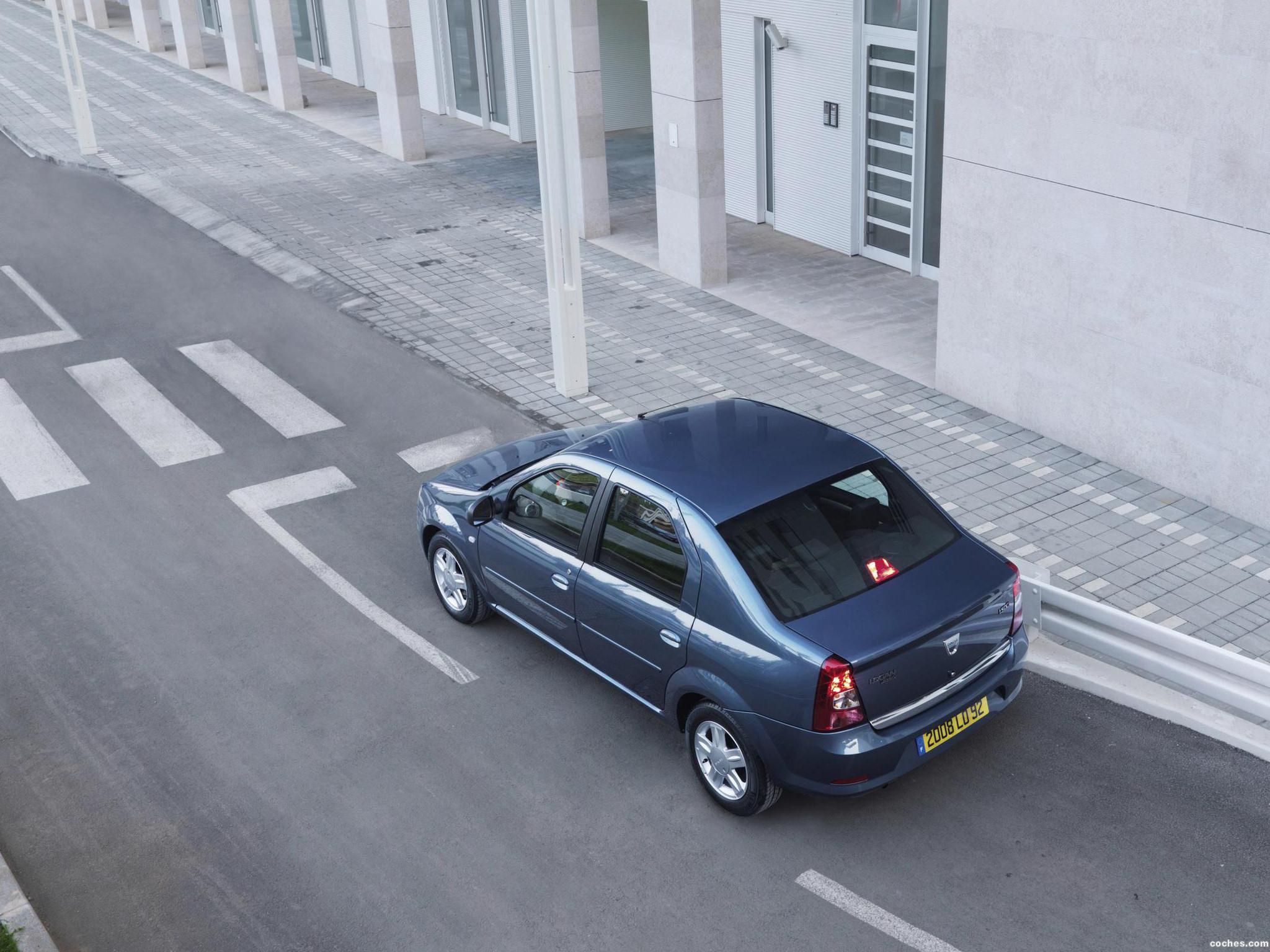 Foto 16 de Dacia Logan Facelift 2008