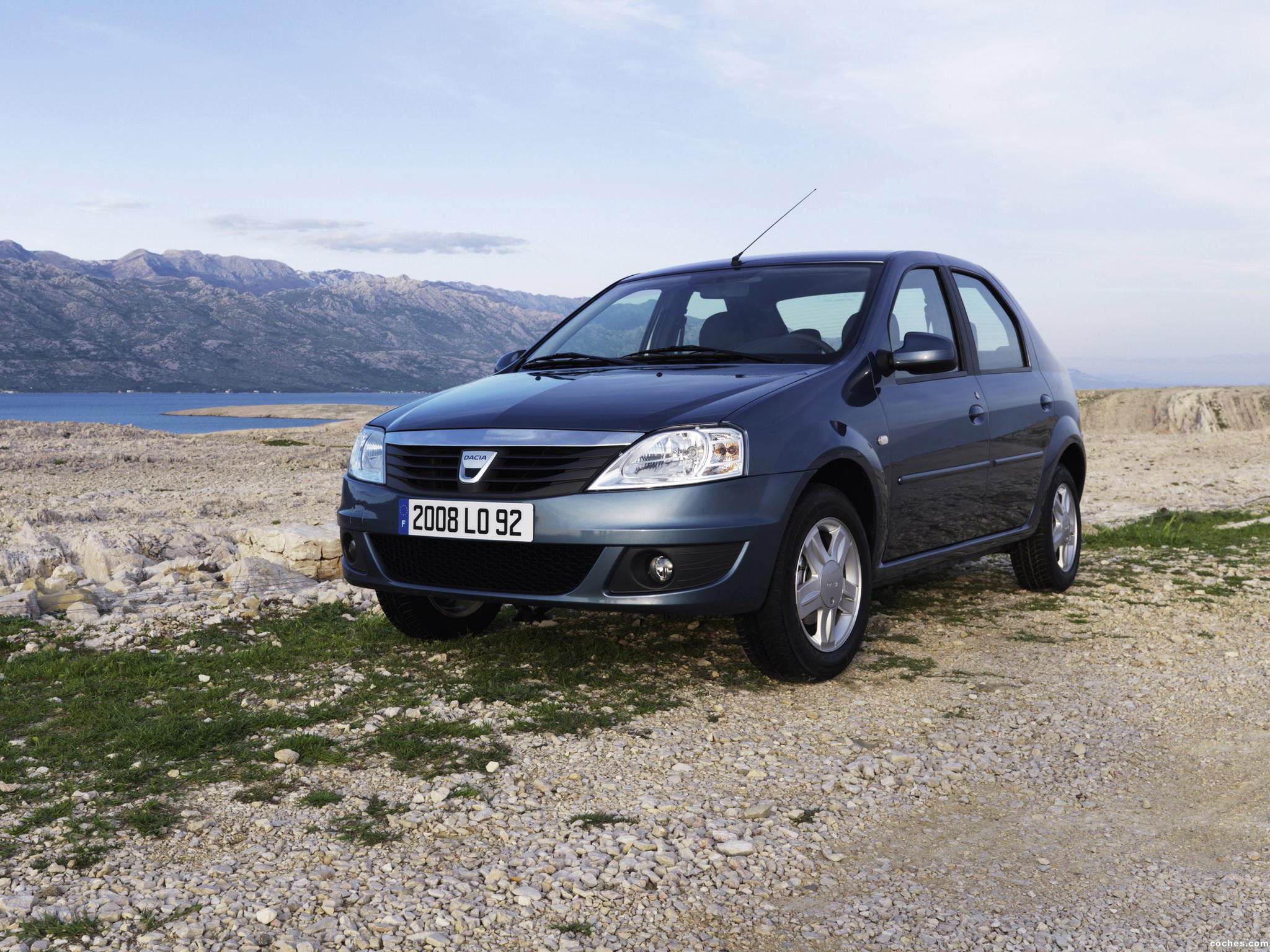 Foto 11 de Dacia Logan Facelift 2008