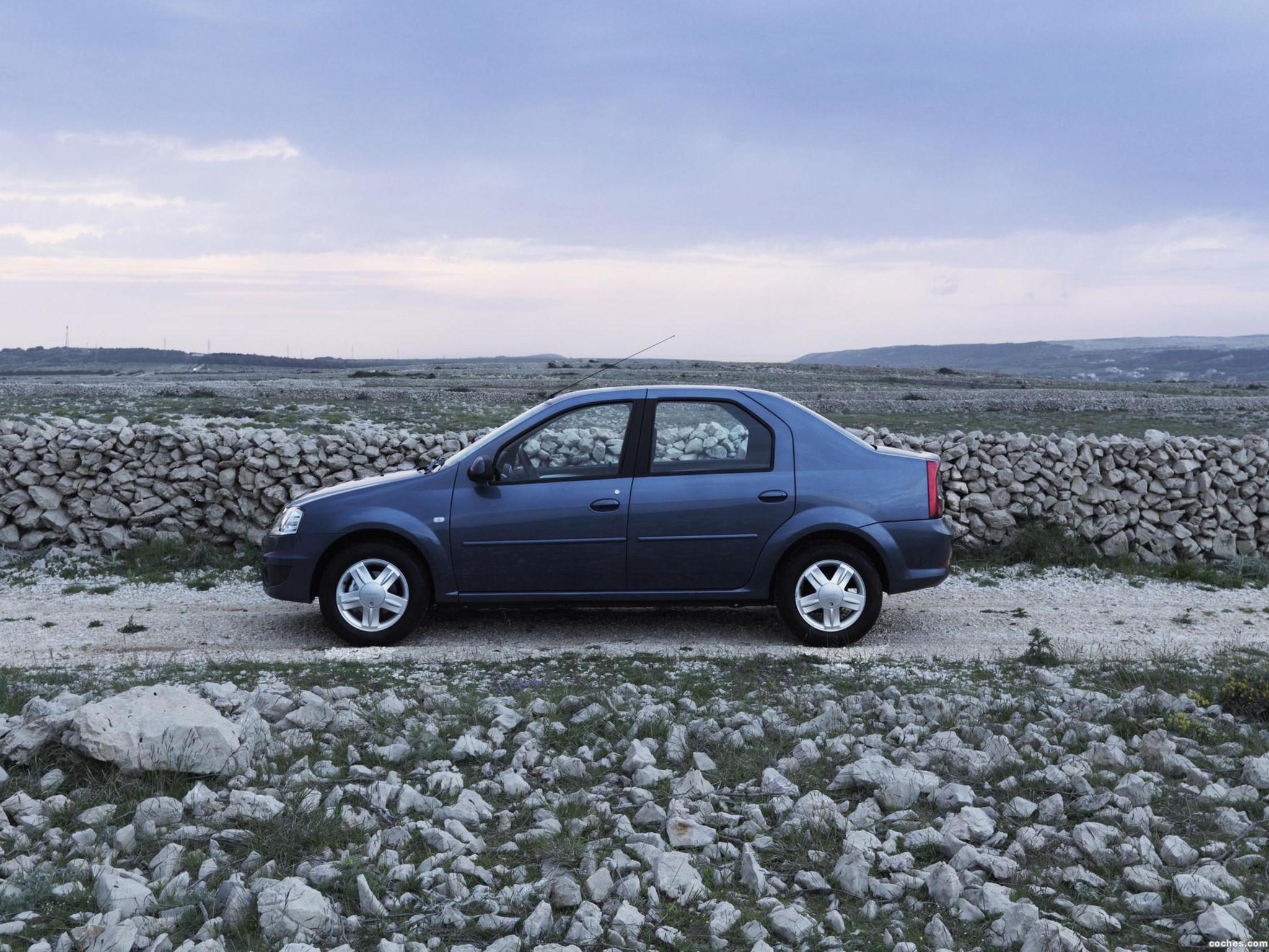 Foto 10 de Dacia Logan Facelift 2008