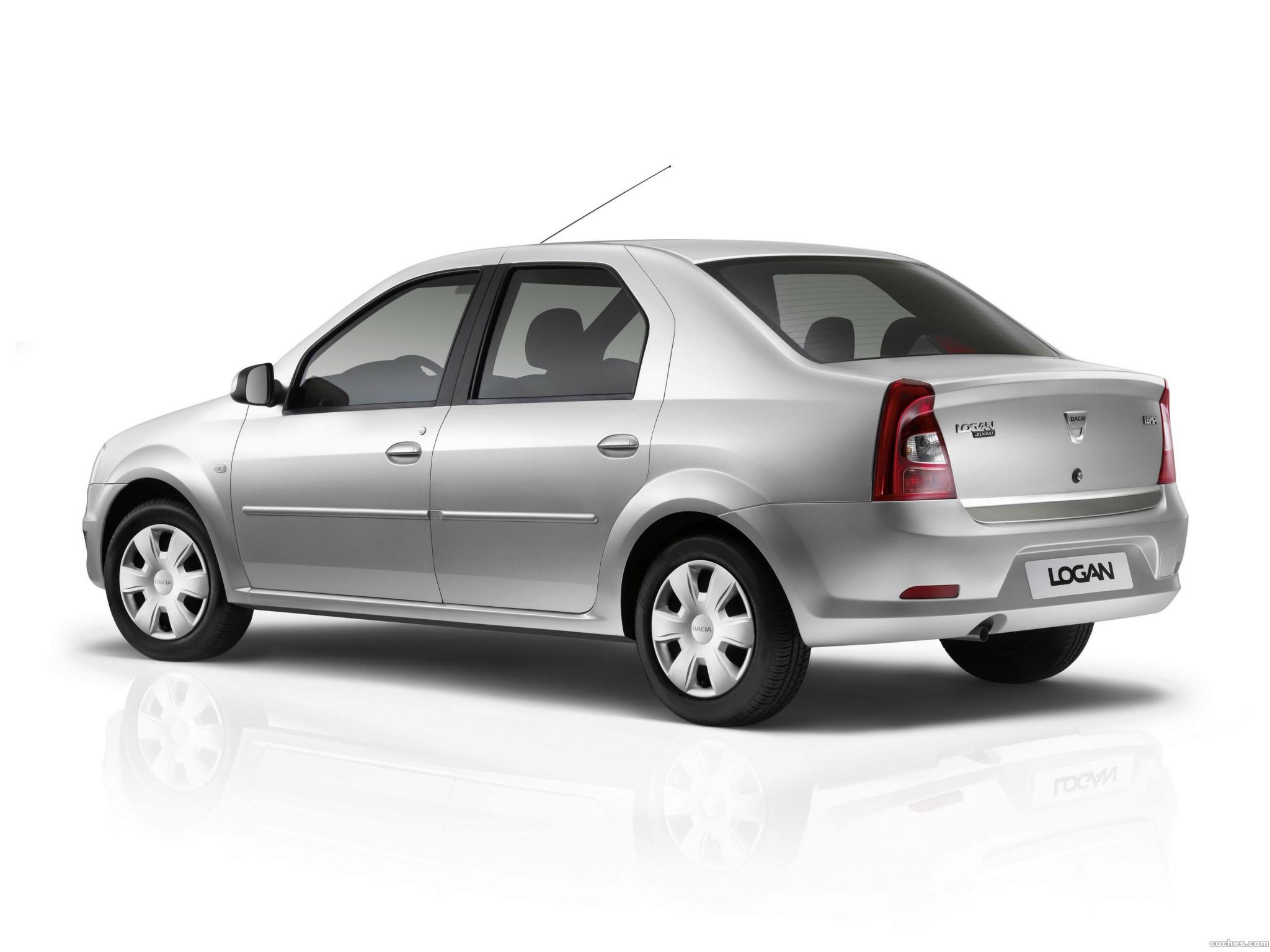 Foto 25 de Dacia Logan Facelift 2008
