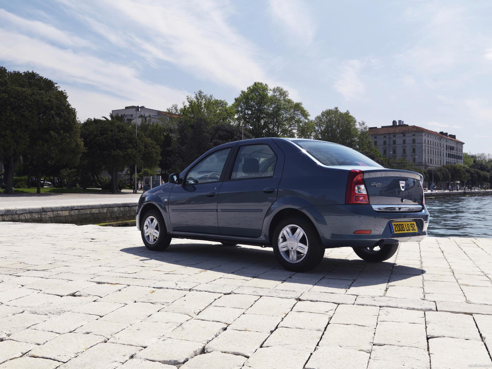 Foto 18 de Dacia Logan Facelift 2008