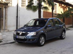 Ver foto 1 de Dacia Logan Facelift 2008