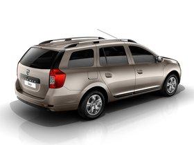 Ver foto 2 de Dacia Logan MCV 2013