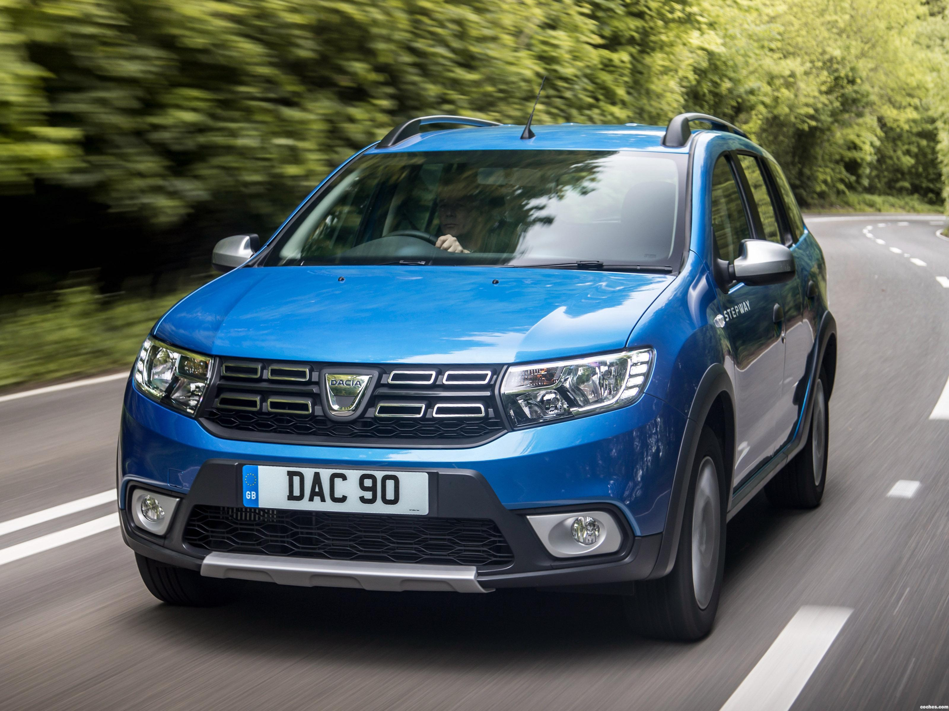 Foto 0 de Dacia Logan MCV Stepway UK 2017
