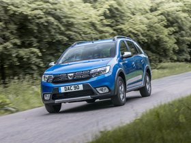 Ver foto 26 de Dacia Logan MCV Stepway UK 2017