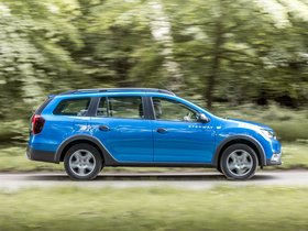 Ver foto 22 de Dacia Logan MCV Stepway UK 2017