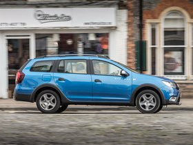 Ver foto 21 de Dacia Logan MCV Stepway UK 2017