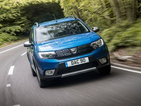 Ver foto 20 de Dacia Logan MCV Stepway UK 2017