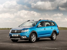 Ver foto 18 de Dacia Logan MCV Stepway UK 2017