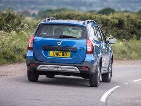 Ver foto 13 de Dacia Logan MCV Stepway UK 2017