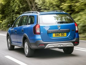 Ver foto 11 de Dacia Logan MCV Stepway UK 2017